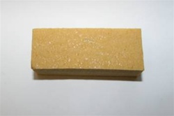 "ABRASIVE BELT CLEANER 1-1/2"" X 1-1/2"" X 4"""