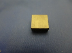 "MS-12 MAGNETIC SQUARE 1/2"" X 1/2"" ADHESIVE BACK"