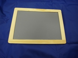 "CB-710S CHALKBOARD 7"" X 10"" SECONDS"