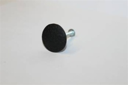 BLACK KNOB HAMMERCRAFT 1-1/8""