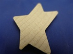 "PS-138 STAR PRIMITIVE 1/8"" THICK X 1-3/8"" WIDE"