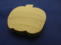 "PU-212 PUMPKIN 2"" X 1/2"" THICK"
